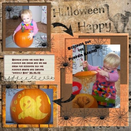 Pumpkin Brains!