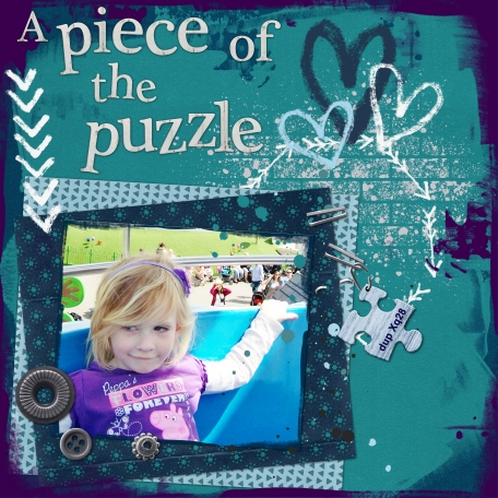 A piece of the puzzle