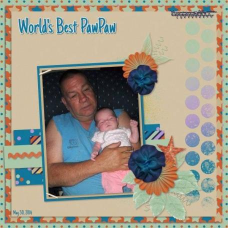 Worlds Best PawPaw