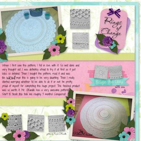 Nanas Crochet - Rings of Change