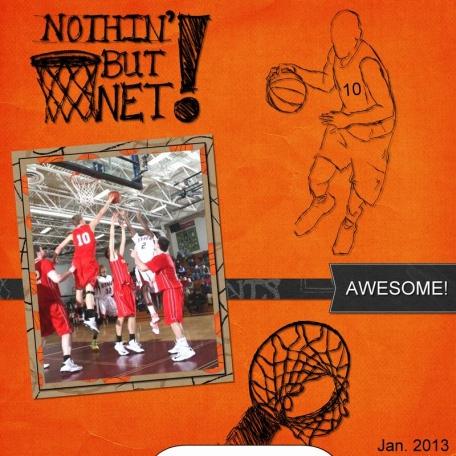 Nothin' But Net!