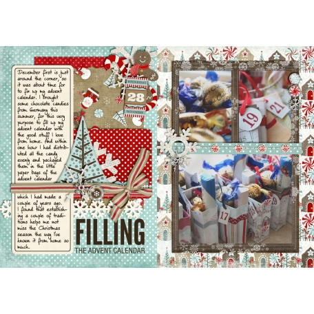 Filling the Advent Calendar (DD)