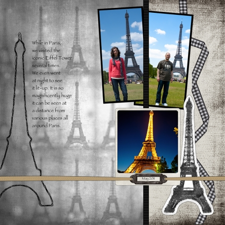Eiffel Tower May 2011