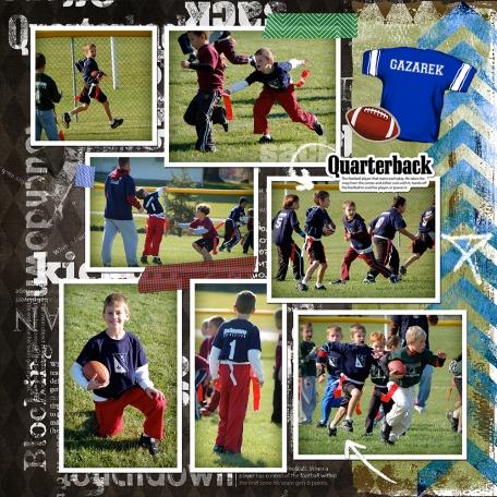 Flag Football 2009
