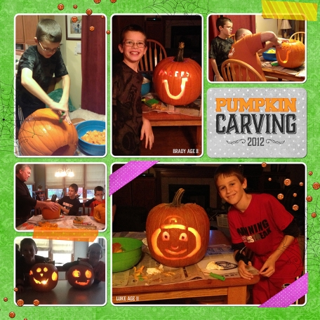10-2012 Pumpkin Carving 02