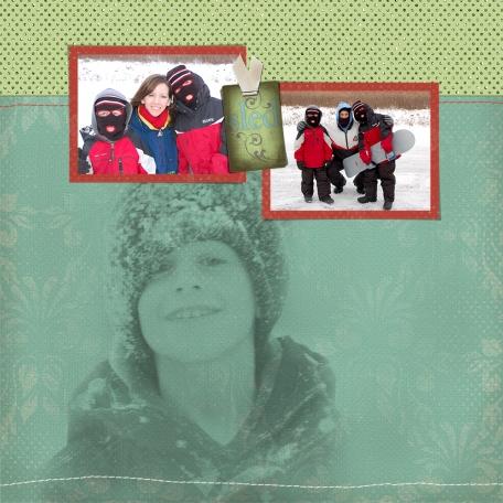 Sledding December 2009 page 1