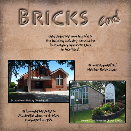 Bricks And Mortar (Page 01 of 02)