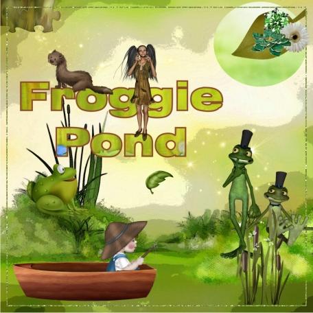 Froggie Pond 2