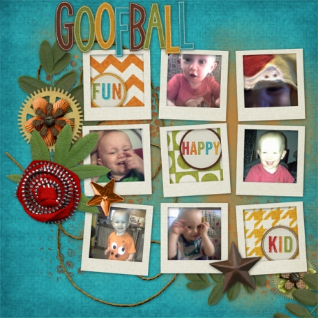 My Little Goofball