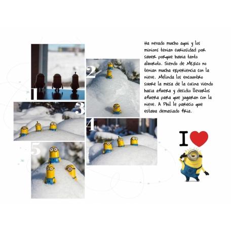 snowy minions
