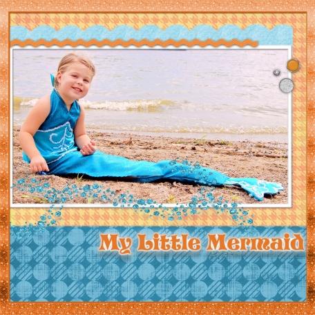 My Little Mermaid (left)
