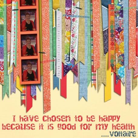 Chosen to be happy