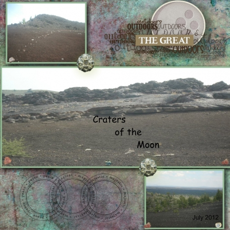 Craters of the Moon re-visited