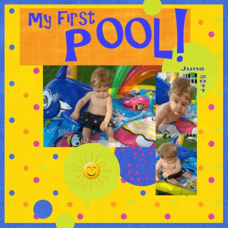 My First Pool