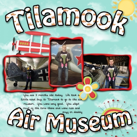 Trip to the Air Museum
