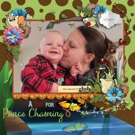A Kiss for Prince Charming