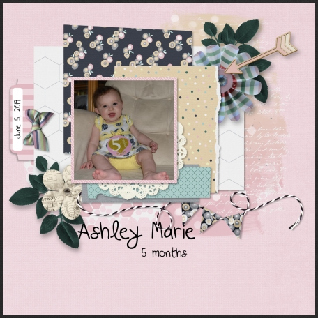 Ashley Marie 5 months