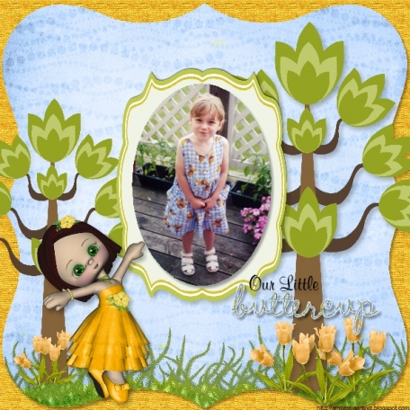 Our Little Buttercup