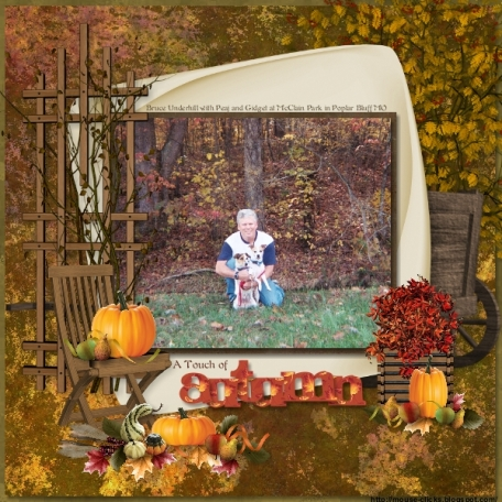 Autumn Memories of Gidget