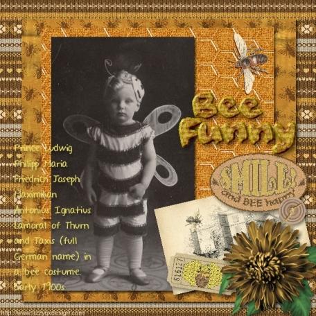 Bee Boy Buzz
