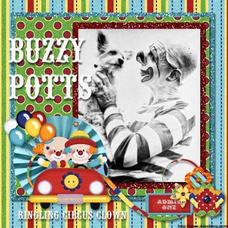Buzzy Potts