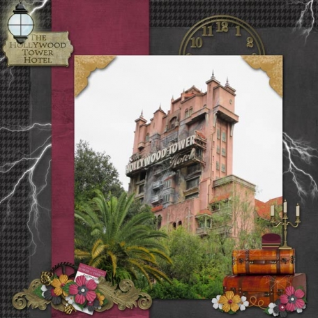 Disney's Hollywood Tower Hotel 2