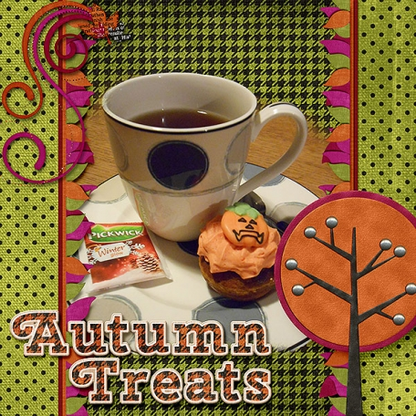 Autumn Treats