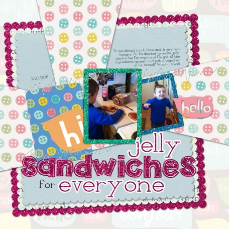 Jelly Sandwiches for Everyone