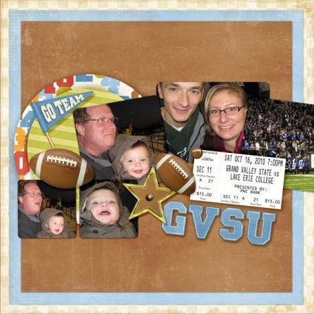 GVSU Football