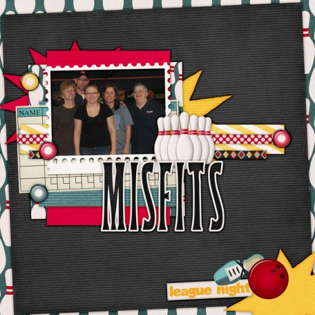 Misfits - Bowling