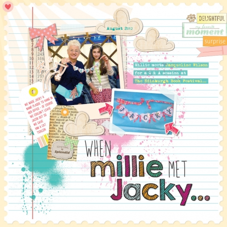 When Millie met Jacky