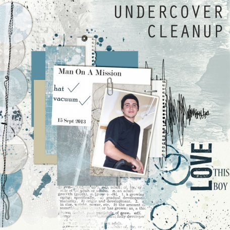 Undercover Cleanup