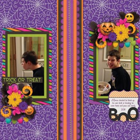 Marcus - Halloween