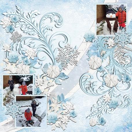 Finn & Freddie (Winter)