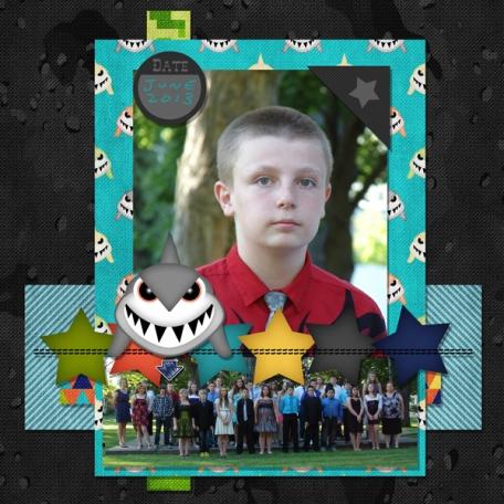 AJ's Grade 6 Grad