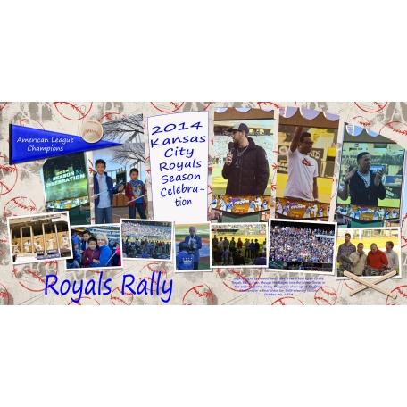 Royals Rally