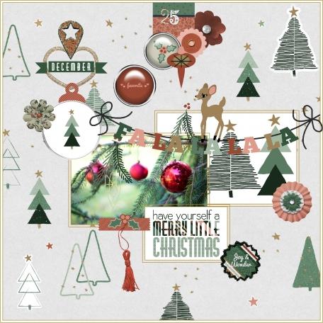 Oh! Deer:Merry Christmas