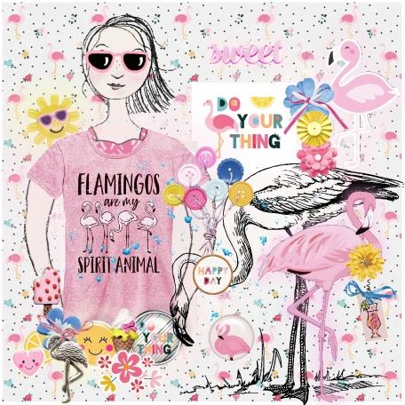 Flamingo Road:Just For Fun