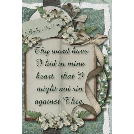 Psalm119:11