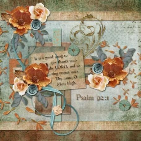 Psalm 92:1