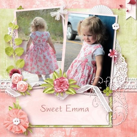Sweet Emma in Pink