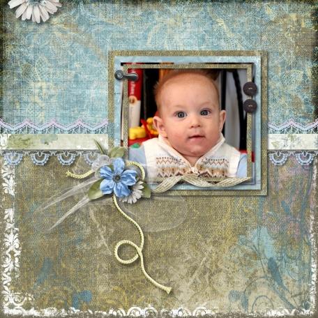 Sweet Little Jonathan