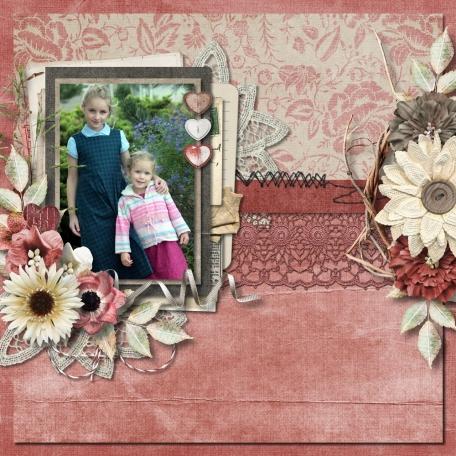 Two Sweet Sisters