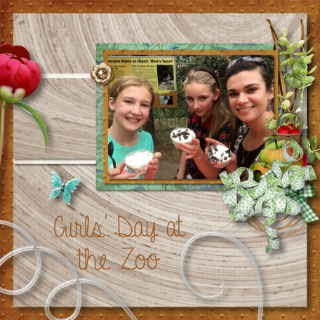 Girls' Day at the Zoo