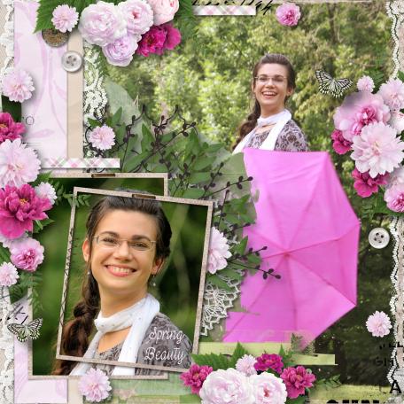 Christianna, Spring Beauty