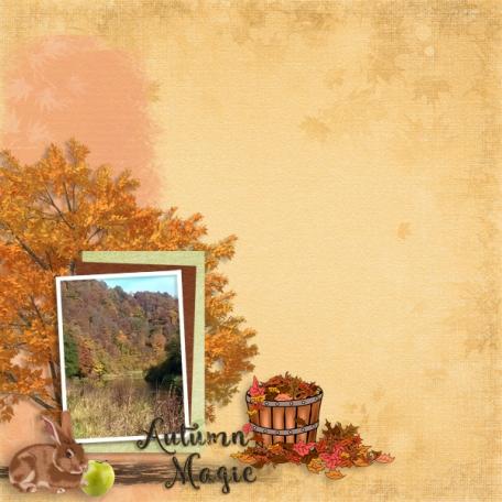 BT Enchanting Autumn novembre