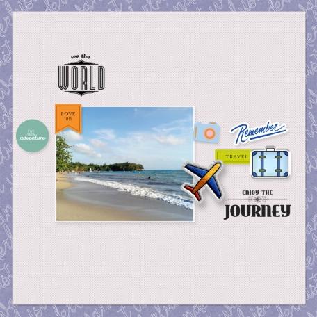 World Traveler bundle #2