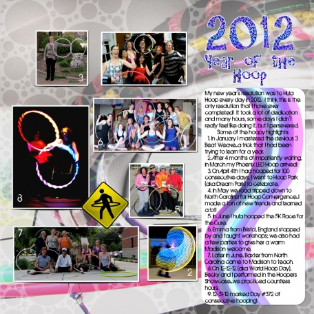 2012 Year of the Hoop