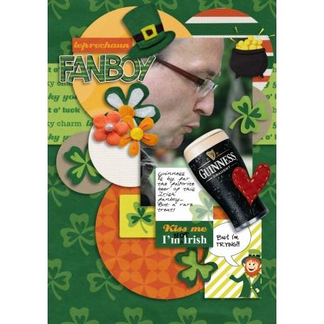 Leprechaun Fanboy