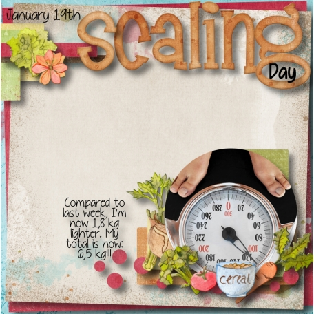 Scaling Day Jan.19th